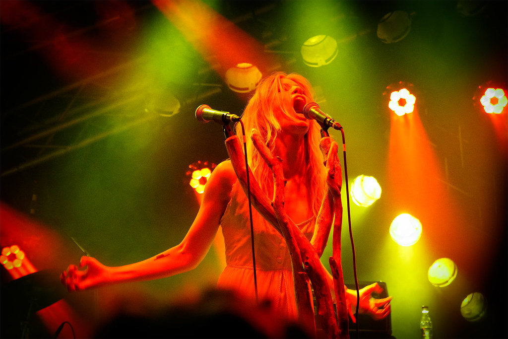Myrkur at Roskilde Festival 2015 by Stig Nygaard, on Flickr