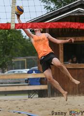 Open Men Beach Volleyball tournament at Jolibeach (Danny VB) Tags: beachvolleyball