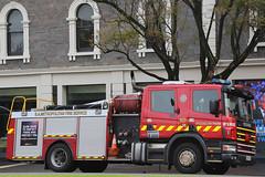 Brooklyn Park 451 (adelaidefire) Tags: fire south australian service sa metropolitan scania mfs samfs 0081 liquip