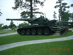 "M110A2 Howitzer • <a style=""font-size:0.8em;"" href=""http://www.flickr.com/photos/81723459@N04/20469233742/"" target=""_blank"">View on Flickr</a>"