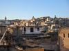 Medina view from Riad La Maison Verte, Fez, Morocco (Paul McClure DC) Tags: fez morocco fès almaghrib dec2016 medina feselbali maroc historic architecture