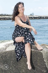 2016-10-29 Louise 030 (spyjournal) Tags: model dreamcoat dreamcoatphotography beach goldcoast louise