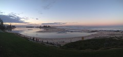 The Entrance channel panorama (Ian Rimmer) Tags: centralcoast theentrance panoramic ocean iphone