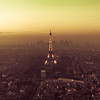 Eiffel tower (Zeeyolq Photography) Tags: eiffeltower city paris parisview pollution toureiffel