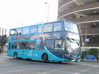 7625 NK58DLY ARRIVA NORTH EAST