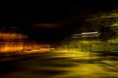 Shaking nights. (Giuseppe Chirico) Tags: colorsinourworld nature photo photography street streetphotography city trees lights light walking night nights newyear holidays vacation shadows creepy shadow streetlights shaking shake colors color colours colour yellow red green orange movement urban urbanlife life personal portfolio bokeh