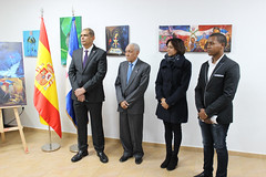 "Inauguración de la exposición ""Tierra Tricolor"" de Julio Reyes • <a style=""font-size:0.8em;"" href=""http://www.flickr.com/photos/136092263@N07/31746938133/"" target=""_blank"">View on Flickr</a>"