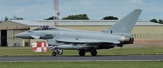 Eurofighter Typhoon FGR4 ZK356