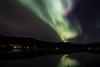 Northern lights, Iceland (fredschalk) Tags: iceland icelandicwaterfalls auroraborealis aurora auroraborealisiniceland auroraborealisiceland auroras aurorasiniceland reflections waterreflection waterreflections longexposures longexposureswater longexposure