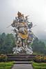 Kumbakarna Laga (Everyone Shipwreck Starco (using album)) Tags: bali bedugul monumen monument