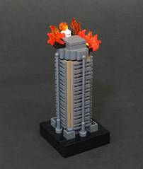 Nakatomi Plaza - 1988 (Grantmasters) Tags: die hard nakatomi plaza lego