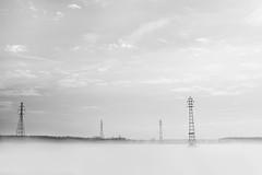 20170121_80087-5271-2 (AWelsh) Tags: niagara river fog sky power lines andrewwelsh rochester ny canon5dmkiii