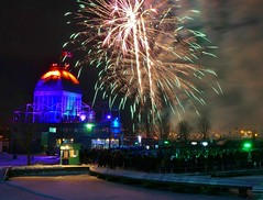 Panasonic FZ1000, Fireworks, Vieux-Port, Montréal, 7 January 2017 (8) (proacguy1) Tags: panasonicfz1000 fireworks vieuxport montréal 7january2017