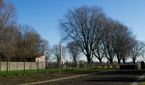 Belgium Vlamertinghe New Military Cemetery (#0319)