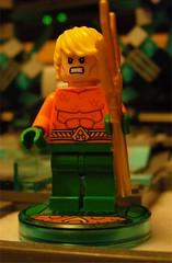 Lego Dimensions Aquaman (Doc Nero) Tags: lego dimensions dc movie sonic hedgehog midway ninjago doctor who arcade spy hunter joker batman tardis dalek