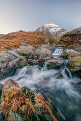 River (Einir Wyn) Tags: lanscape river mountainside mountain snow snowdonianationalpark rugged isolate countryside wilderness wales nikon exposure water waterfall blue weather adventure climbing climate outdoor light colourful natural nature explore flickr