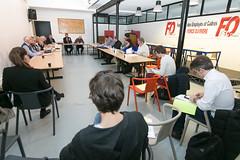 Conférence de Presse FO Banque (www.force-ouvriere.fr) Tags: banques fec salaires conférencedepresse ©fblanc
