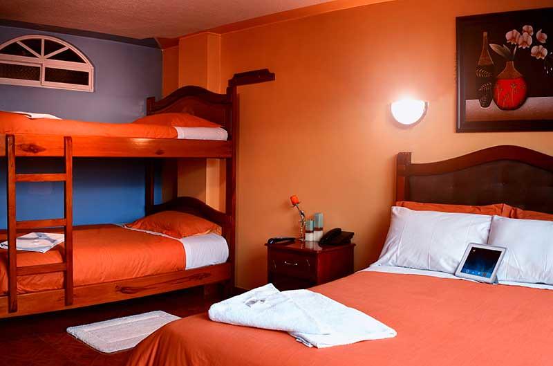 Habitación Matrimonial Hotel Miguel Angel