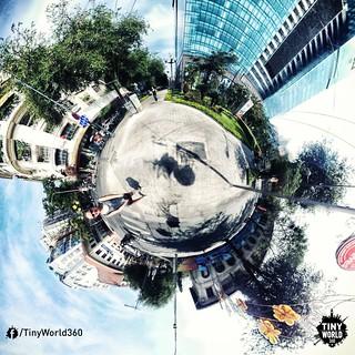 Vincom Center, Ho Chi Minh City, Vietnam // Tiny World 360