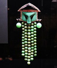 China: Through the Looking Glass, Met, NY (lotos_leo) Tags: china ny newyork abstract fashion museum diamonds costume manhattan indoor jewelry ornament jade reality met couture platinum onyx 1923 throughthelookingglass asianart enamel themetropolitanmuseumofart мода georgesfouquet chinalookingglass