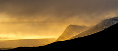 Evening at Svinafell