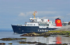 MV ISLE OF ARRAN, Departing Ardrossan (Time Out Images) Tags: scotland clyde united north kingdom isle arran mv firth ayrshire ardrossan