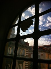 Immenso (Ph.ClaudioLuciano) Tags: street city light sky night way colorful colore heart napoli naples luci cuore pensieri notte citta windos cuoredinapoli