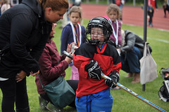 Junghaie beim 6. Kölner Kindersportfest