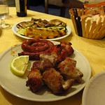 "Grilled Meats at Bracceria Tre Lanterne <a style=""margin-left:10px; font-size:0.8em;"" href=""http://www.flickr.com/photos/14315427@N00/19162269180/"" target=""_blank"">@flickr</a>"