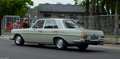 1966 Mercedes-Benz 250SE (peterolthof) Tags: mercedesbenz import 250se ae1072 sidecode1