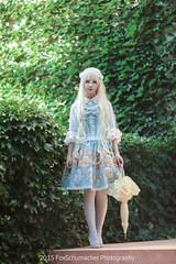 FOX26502 (FoxSchumacher) Tags: china portrait people girl canon lolita kunming ef85mmf12lusm 1dmarkiv 樁姬