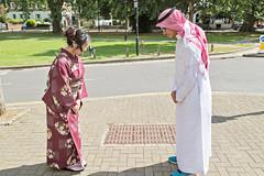 International Day 2015 (6) (West London English School) Tags: english students japan japanese international kimono saudiarabia thawb saudiarabian wles internationalday2015 westlondonenglishschool