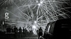 Oh What A Night! (a2roland) Tags: normanzeba2rolandyahoocoma2roland oh what night belvidere nj new jersey norm fireworks independence day 2015 4th july fourth black white bw sepia monotone mono shades contrast shadow silhoutte people audience car chairs grass glow lighting light fog clouds mist explosion standing spectators looking sky streaks rockets cracker firecracker photo flicker flickr pic picture photography behind lines bigger getty images gettyimages stock id 569109365 norman zeb © all rights reserved
