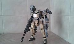 Vanguard Front (frameworks6) Tags: robot military mecha mech
