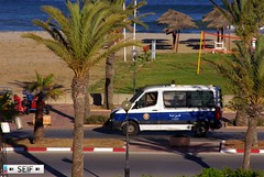 Volkswagen Crafter LT Tunisia 2015 (seifracing) Tags: rescue cars volkswagen scotland cops police vehicles toyota van emergency mazda polizei spotting recovery lt polizia seifracing
