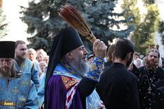 87. The blessing of water on the day of the Svyatogorsk icon of the Mother of God / Водосвятный молебен в день празднования Святогорской иконы Божией Матери