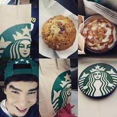 ทานสตาบัคส์แทนข้าวเย็น #นาธานstarbuck portochino #starbucks portochino #ทุกวันที่ชั้นไม่เคยพลาด #นางเงือกเลี้ยงชีวิต #Starbucks Coffee #welcome to Starbucks Porto Chino #เจอกันแบบไม่ต้องลง #ร้านstarbucksที่สวยที่สุดในประเทศไทย #ขับรถสิบล้อก็แวะมาได้ค่ะอร่