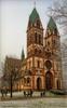 Eglise du Sacré Coeur de Jésus. (Over Doz) Tags: freiburgimbreisgau allemagne badenwürttemberg de