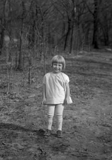 Little Girl, Cropped