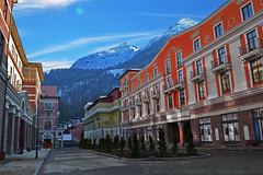 Gorki City-2 (Аlhemund) Tags: cityscape sochi 2014 city mountains d3100 sochi2014