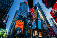 NY Times Square (Photon-Huntsman) Tags: sony sonyalpha a6000 rokinon 12mm f2 buildings building sky architecture newyork sonya6000 wideangle outdoor newyorkcity nyc