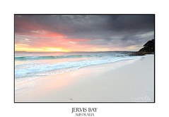Sunrise Jervis Bay, Australia (sugarbellaleah) Tags: sunrise jervisbay beacjhtravel vacation idyllic paradise holiday pretty morning waves ocean scenic landscape seascape seaside colour red yellow tide flowing motion sand sandy leisure recreation wellbeing beautiful stunning amazing sky clouds australia tourism
