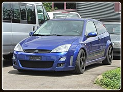 Ford Focus RS (v8dub) Tags: ford focus rs schweiz suisse switzerland fribourg freiburg grolley german pkw voiture car wagen worldcars auto automobile automotive