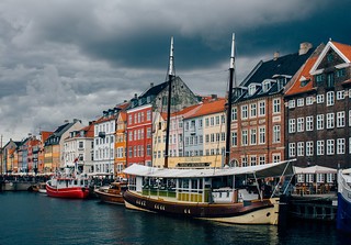 Cloudy Nyhavn