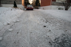 Ice Road (caribb) Tags: winter snow white weather cold montreal montréal quebec québec canada urban city 2017 ice frozen slippery
