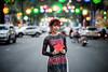 Breaking the Rule (Tommy K Le) Tags: streetfashion outdoor fashion saigon vietnam dress red lunarnewyear girl beauty pretty depthoffield wideaperture fujifilmxt1
