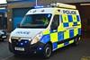 KP13 ZPZ (S11 AUN) Tags: durham constabulary vauxhall movano police collision investigation unit ciu clevelanddurham specialist operations cdsou 999 emergency vehicle kp13zpz
