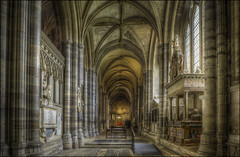 Ely Cathedral 4 (Darwinsgift) Tags: ely cathederal interior hdr pce nikkor 24mm f35 tilt shift nikon d810 photomatix architecture church cathedral