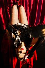 (Shutter Visual) Tags: moda concepto diseño creatividad burlesque divinoyprofano color luz retoque face new retrato portrait art creative
