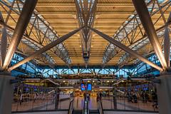 Terminal 2 - Hamburg Airport (with LR Tutorial) (Duke.Box) Tags: flughafen hamburg ham airport nikon nikond7200 tamron1530mmf28 tamron tamronsp1530mm28divcusd ultraweitwinkel weitwinkel architektur indoor apsc tamron1530mm